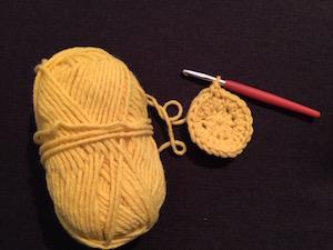 Minions Kostüm Bastel Häckeln